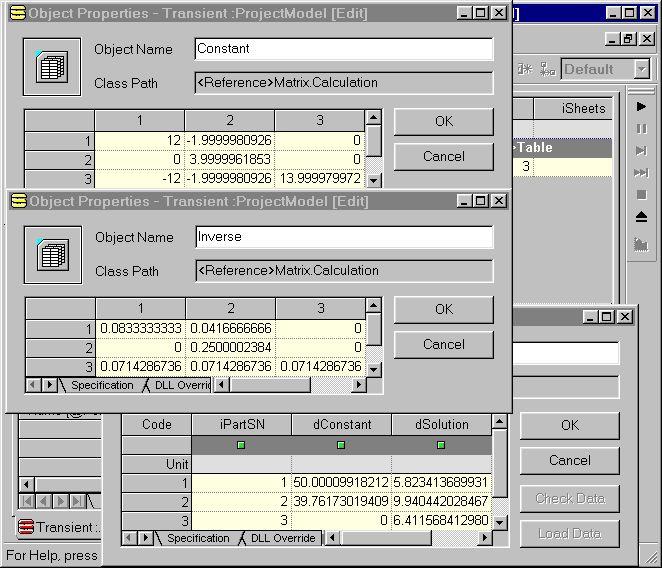 Inverse Matrix 3X3 Using Matlab